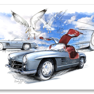 mercedesgullwing